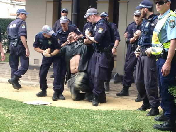Police teams